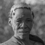 Beth Rice – Bushman Tribal Elder and Trance Healer, Botswana