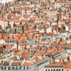 Erin Berzel – Rooftops in Lyon, France