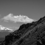 Dan Sadowsky – Mt. Hood from Silver Star Summit