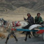 Ted Eugenis – Tibetan Horse Truck Drivers
